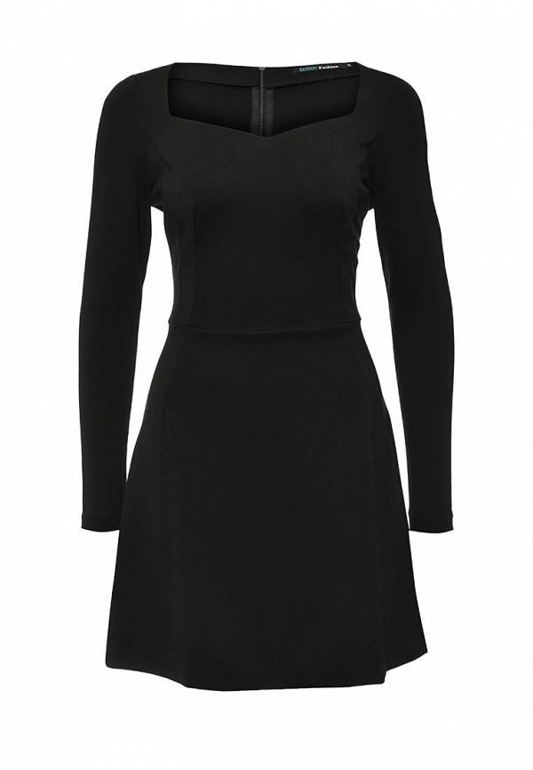 Платье-мини Befree (Бифри) 1541064573: изображение 1