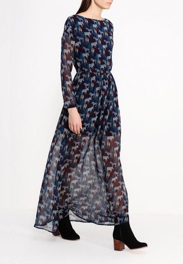 Платье-макси Befree (Бифри) 1531231570: изображение 2