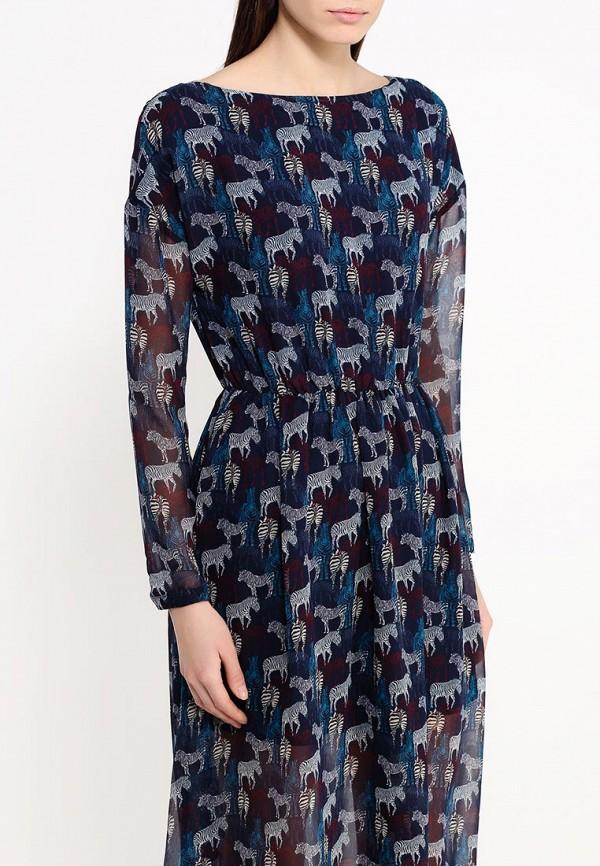 Платье-макси Befree (Бифри) 1531231570: изображение 4