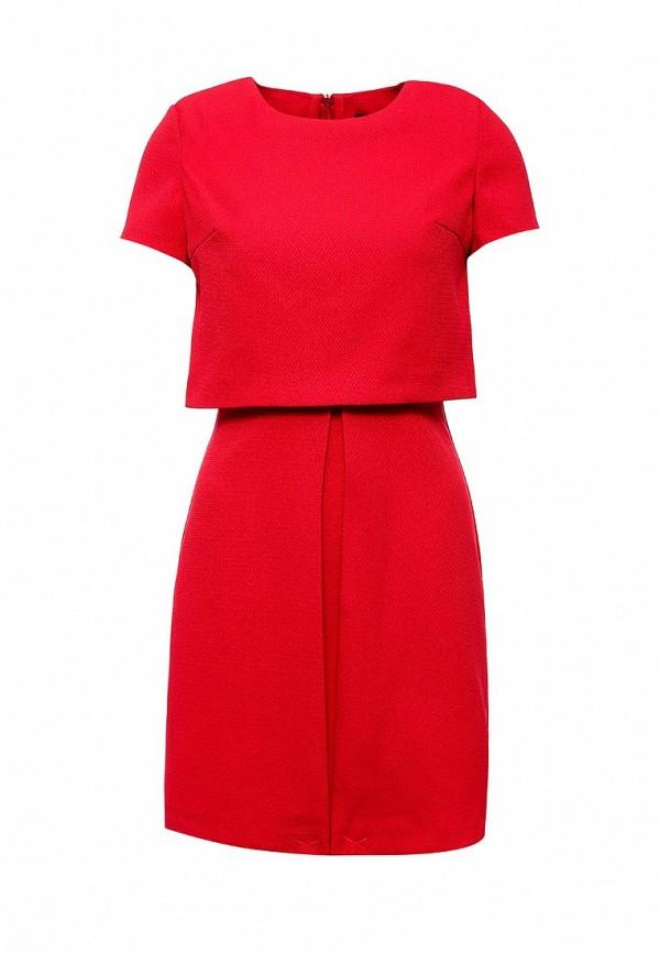 Платье-мини Befree (Бифри) 1611006503: изображение 1