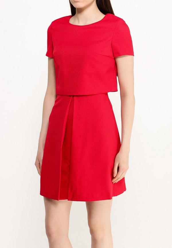 Платье-мини Befree (Бифри) 1611006503: изображение 4