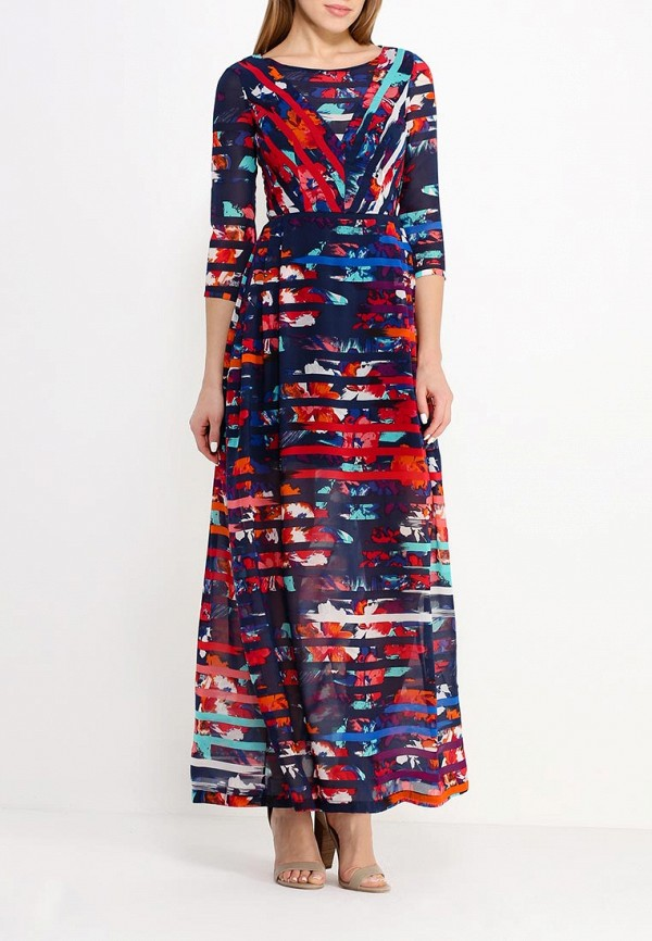 Платье-макси Befree (Бифри) 1611021509: изображение 2