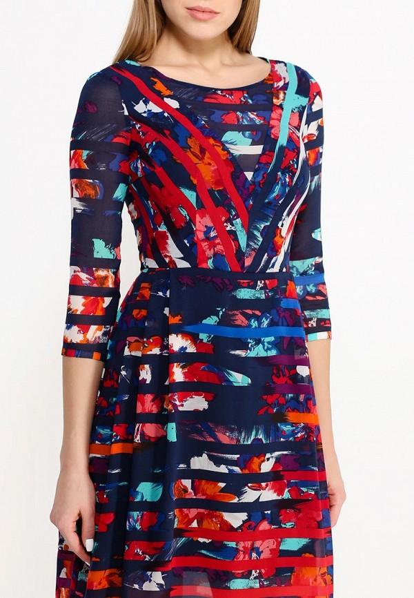 Платье-макси Befree (Бифри) 1611021509: изображение 3
