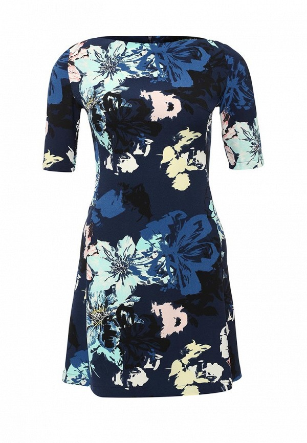 Платье-мини Befree (Бифри) 1611048524: изображение 1