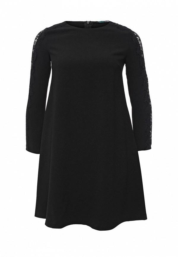 Платье-мини Befree 1611087536: изображение 1