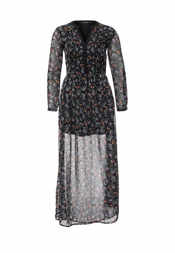 Платье-макси Befree (Бифри) 1611093538: изображение 1
