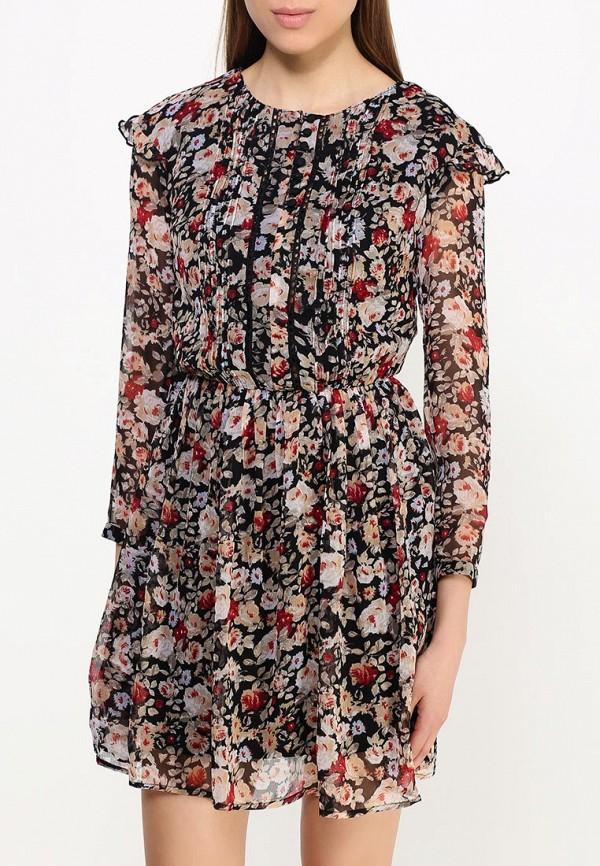 Платье-мини Befree (Бифри) 1611094539: изображение 4