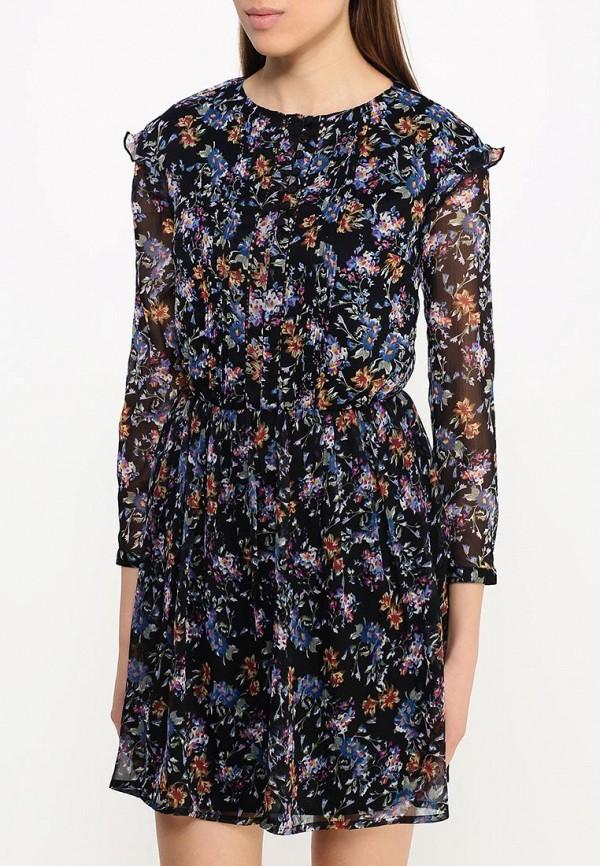 Платье-мини Befree (Бифри) 1611094539: изображение 8