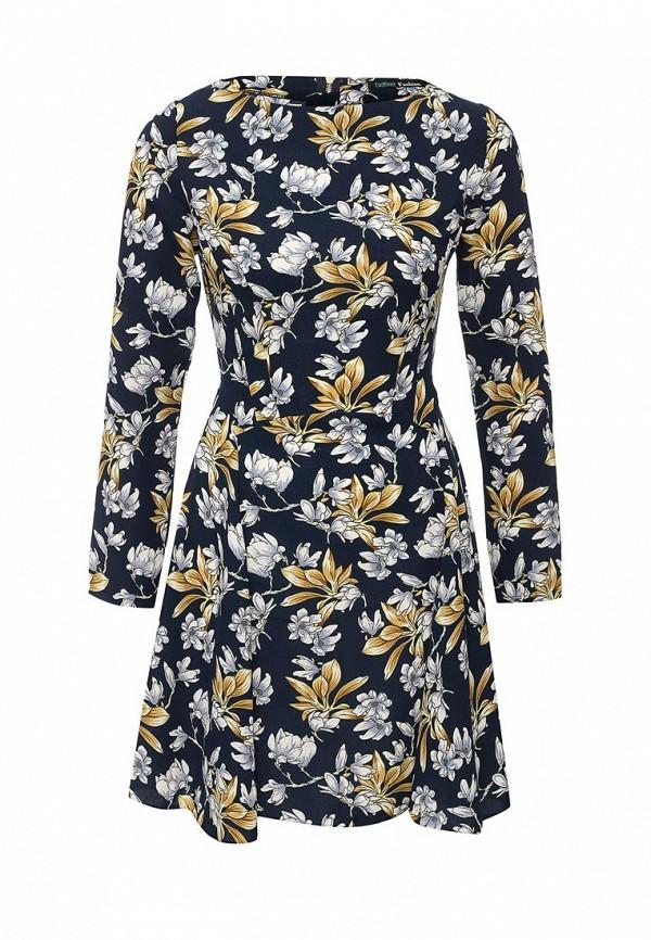 Платье-миди Befree (Бифри) 1611324559: изображение 1