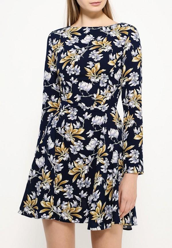 Платье-миди Befree (Бифри) 1611324559: изображение 3
