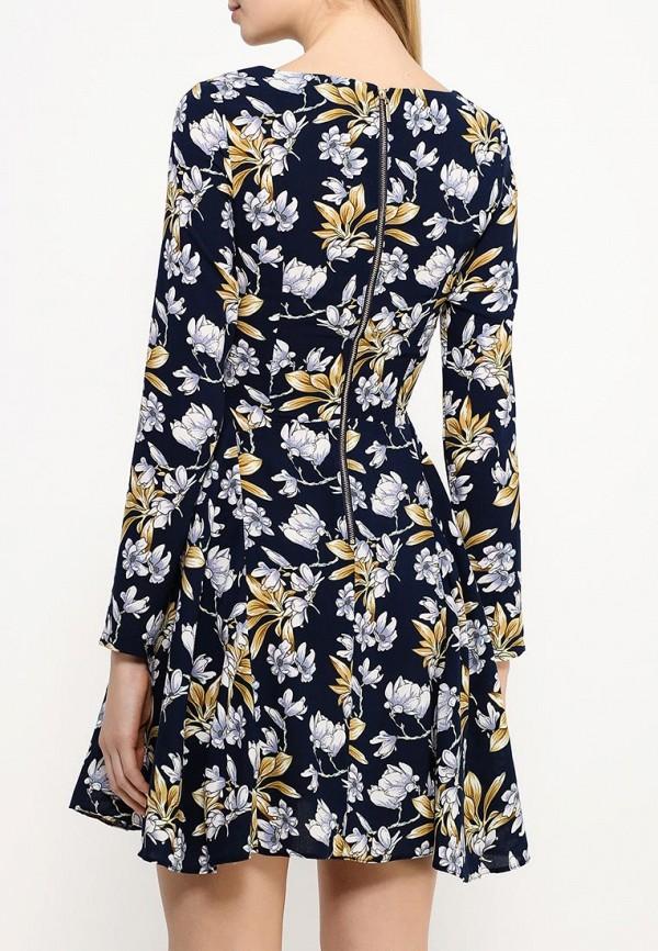 Платье-миди Befree (Бифри) 1611324559: изображение 4