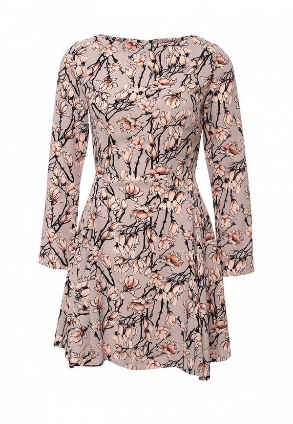Платье-миди Befree (Бифри) 1611324559: изображение 5