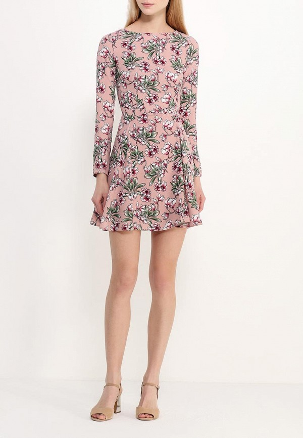 Платье-миди Befree (Бифри) 1611324559: изображение 9
