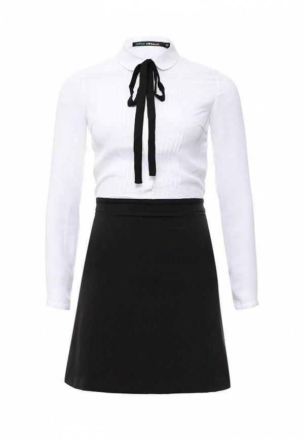Платье-мини Befree (Бифри) 1611391549: изображение 1