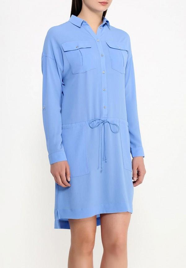 Платье-миди Befree (Бифри) 1611392562: изображение 3