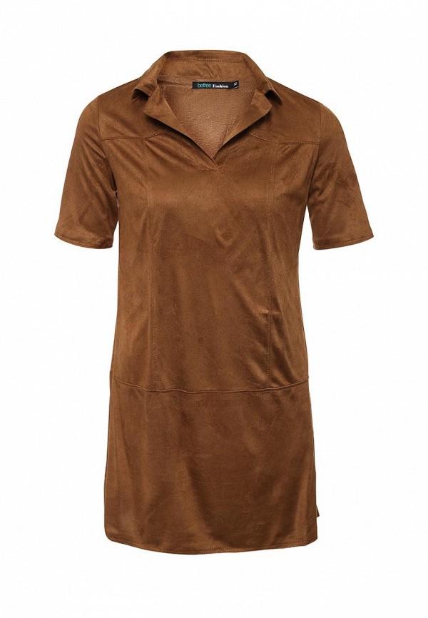 Платье-мини Befree (Бифри) 1611217561: изображение 1