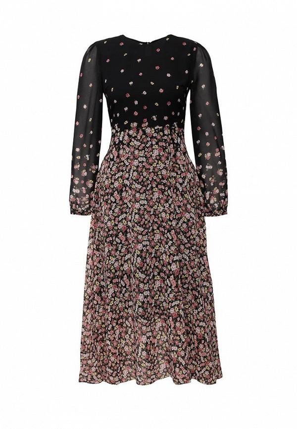 Платье-миди Befree (Бифри) 1611261571: изображение 2