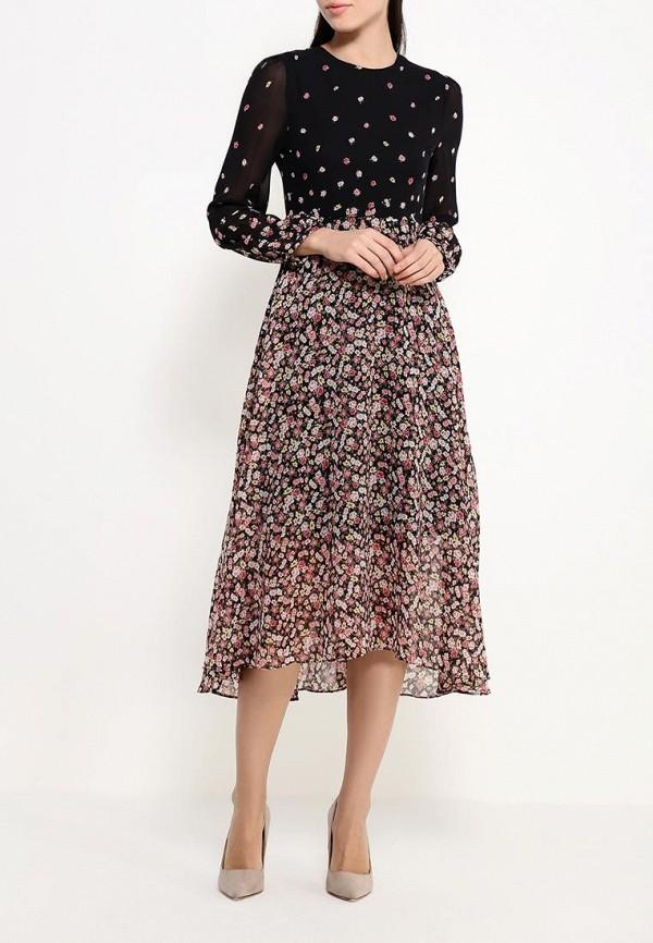 Платье-миди Befree (Бифри) 1611261571: изображение 3