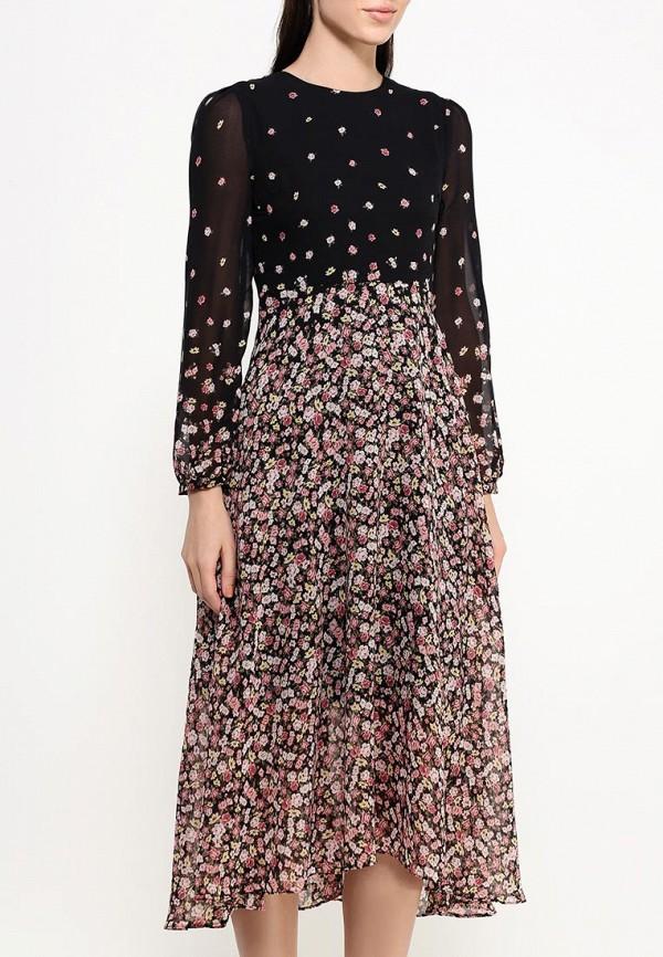 Платье-миди Befree (Бифри) 1611261571: изображение 4