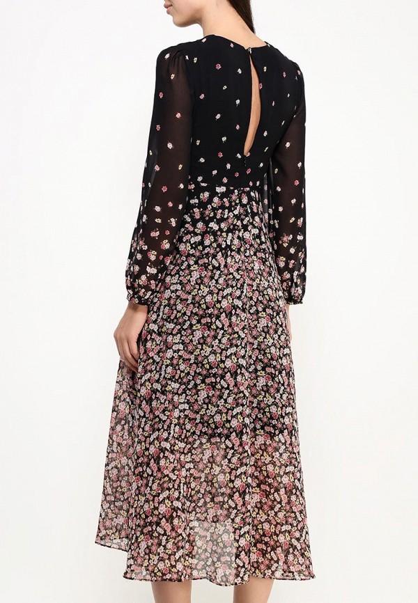 Платье-миди Befree (Бифри) 1611261571: изображение 5