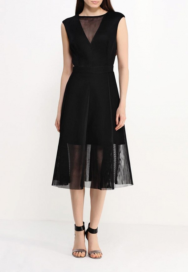Платье-миди Befree (Бифри) 1611011521: изображение 2