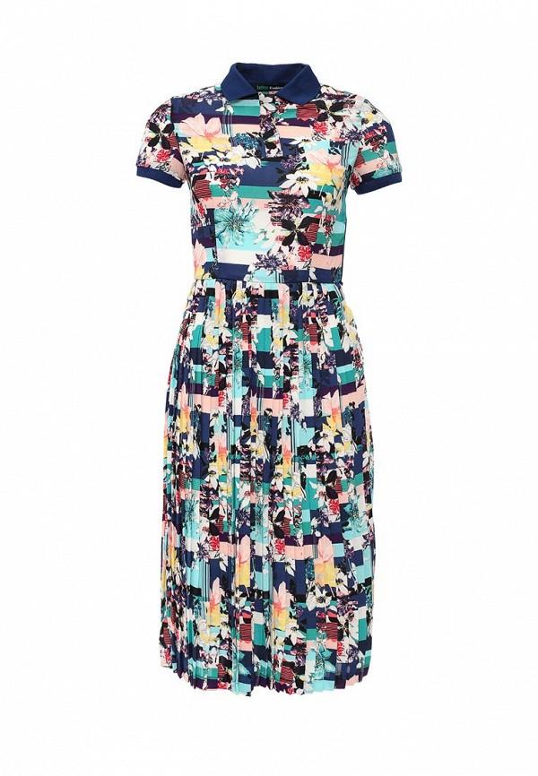 Платье-миди Befree (Бифри) 1611018504: изображение 2
