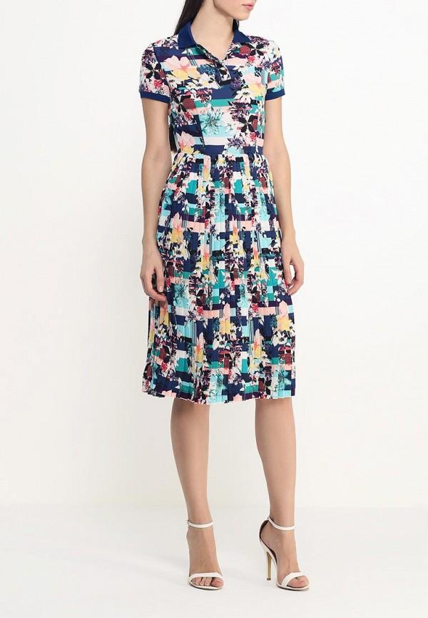 Платье-миди Befree (Бифри) 1611018504: изображение 3