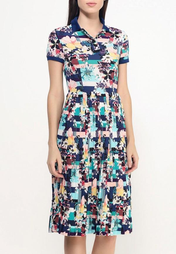 Платье-миди Befree (Бифри) 1611018504: изображение 4