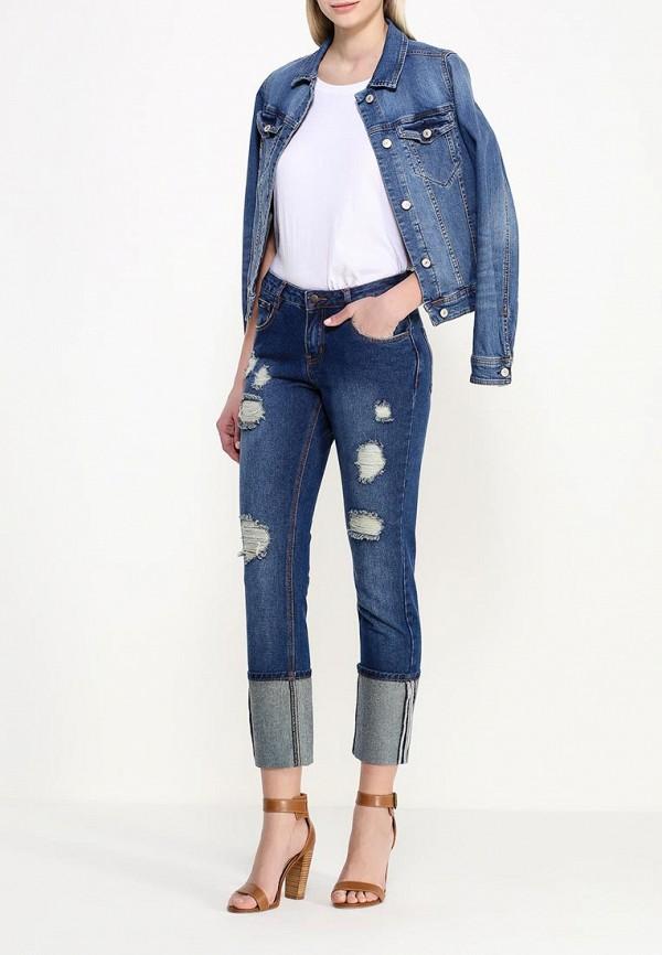 Прямые джинсы Befree (Бифри) 1611033708: изображение 2