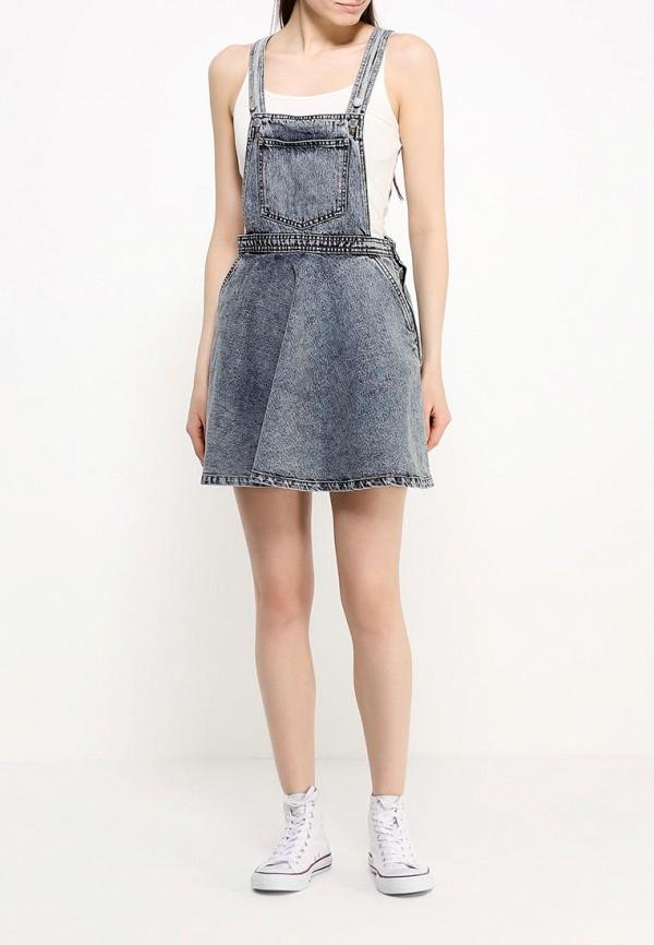 Платье-мини Befree (Бифри) 1611037514: изображение 3