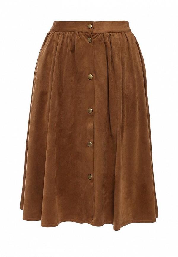 Миди-юбка Befree (Бифри) 1611073216: изображение 1