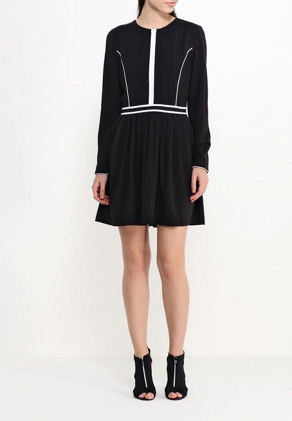 Платье-миди Befree (Бифри) 1611085535: изображение 3