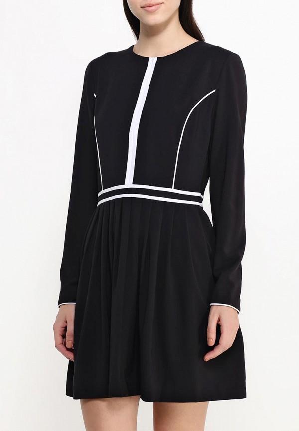 Платье-миди Befree (Бифри) 1611085535: изображение 4