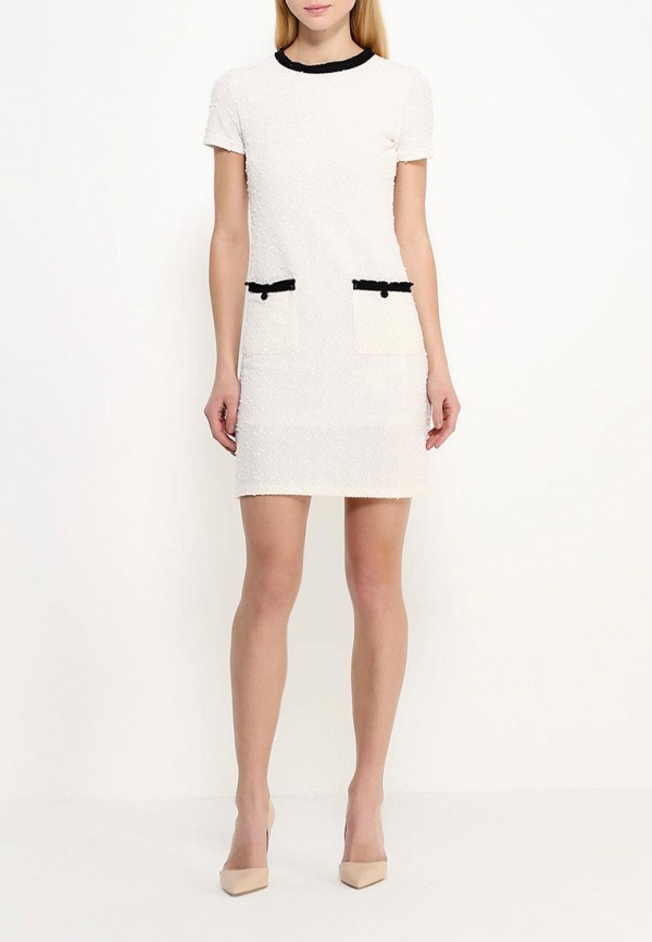 Платье-миди Befree (Бифри) 1611223563: изображение 2