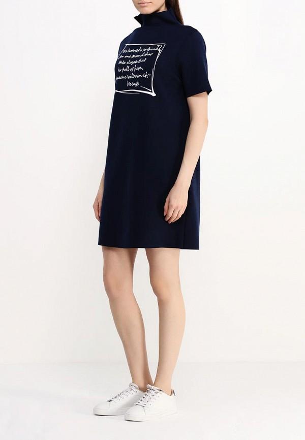 Платье-миди Befree 1611130517: изображение 2