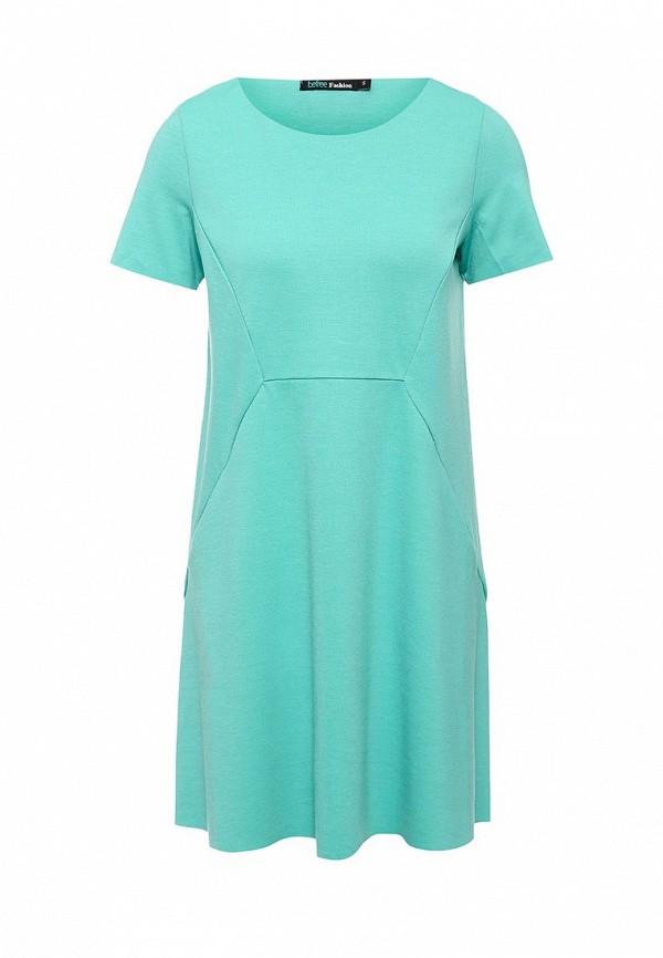 Платье-мини Befree (Бифри) 1611131520: изображение 1