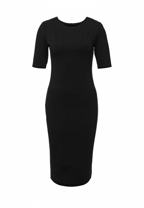 Платье-миди Befree (Бифри) 1611133522: изображение 1