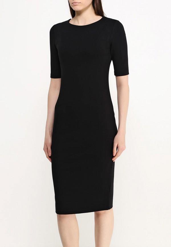 Платье-миди Befree (Бифри) 1611133522: изображение 4