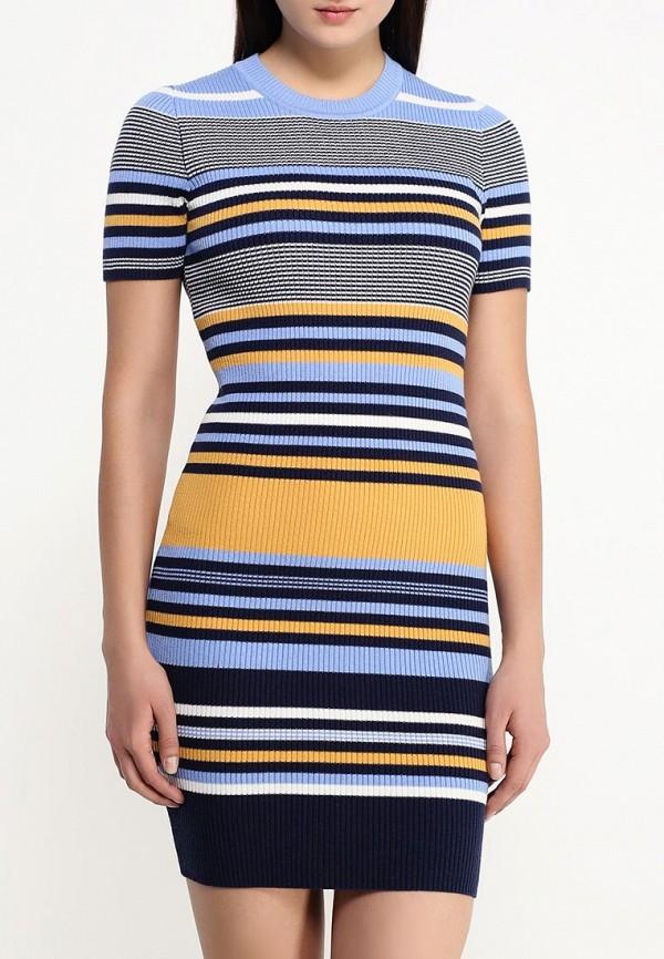 Платье-миди Befree (Бифри) 1611237566: изображение 3