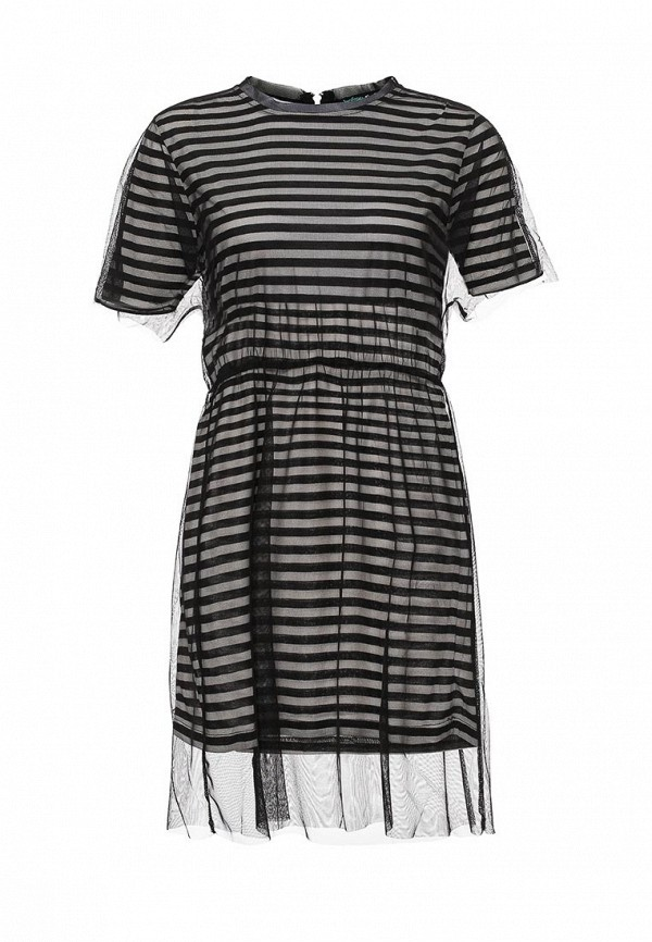 Платье-миди Befree (Бифри) 1611330574: изображение 1