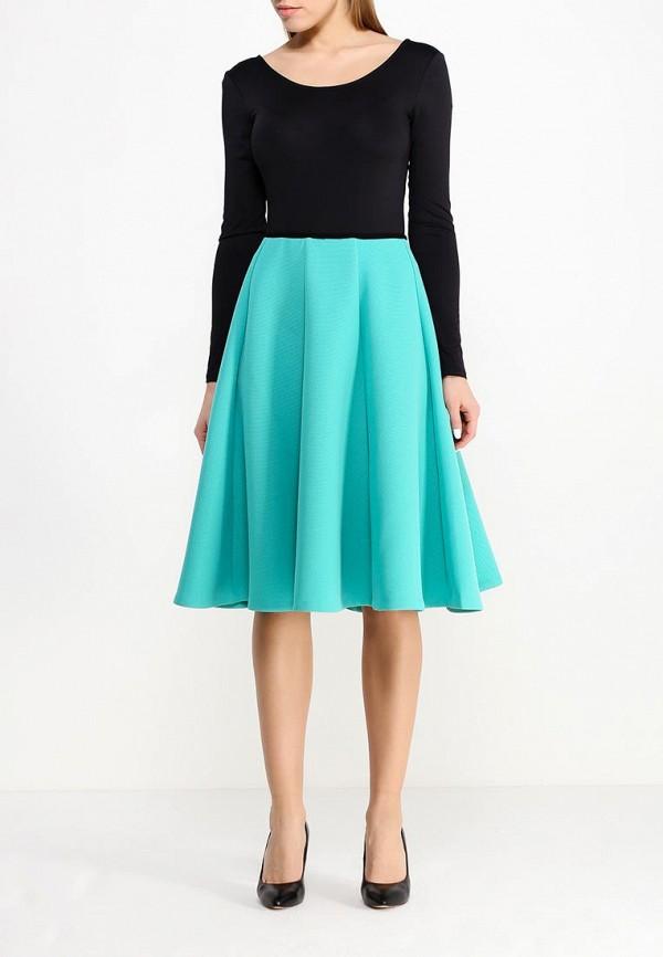 Широкая юбка Befree (Бифри) 1611002202: изображение 3