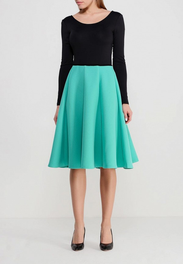 Широкая юбка Befree (Бифри) 1611002202: изображение 4