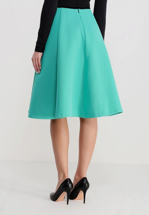 Широкая юбка Befree (Бифри) 1611002202: изображение 8