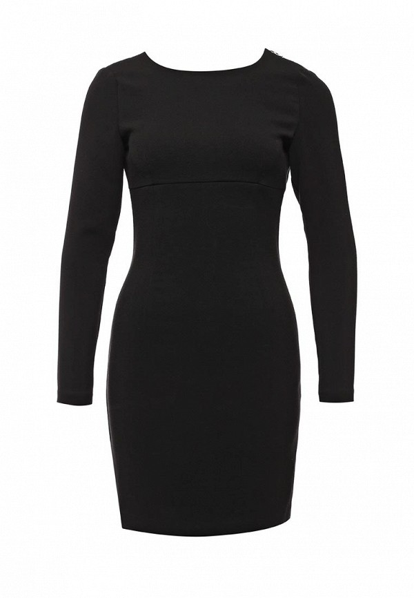 Платье-миди Befree (Бифри) 1611003501: изображение 1