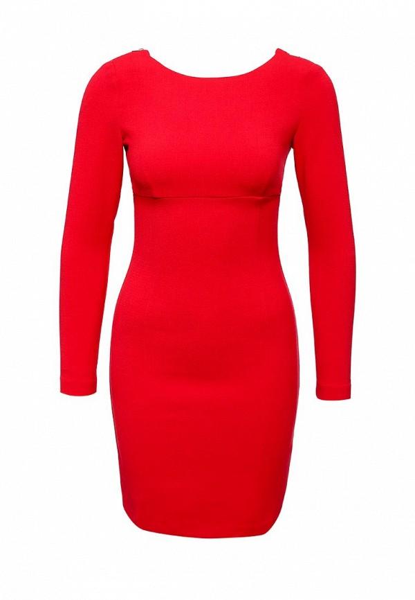 Платье-миди Befree 1611003501: изображение 2