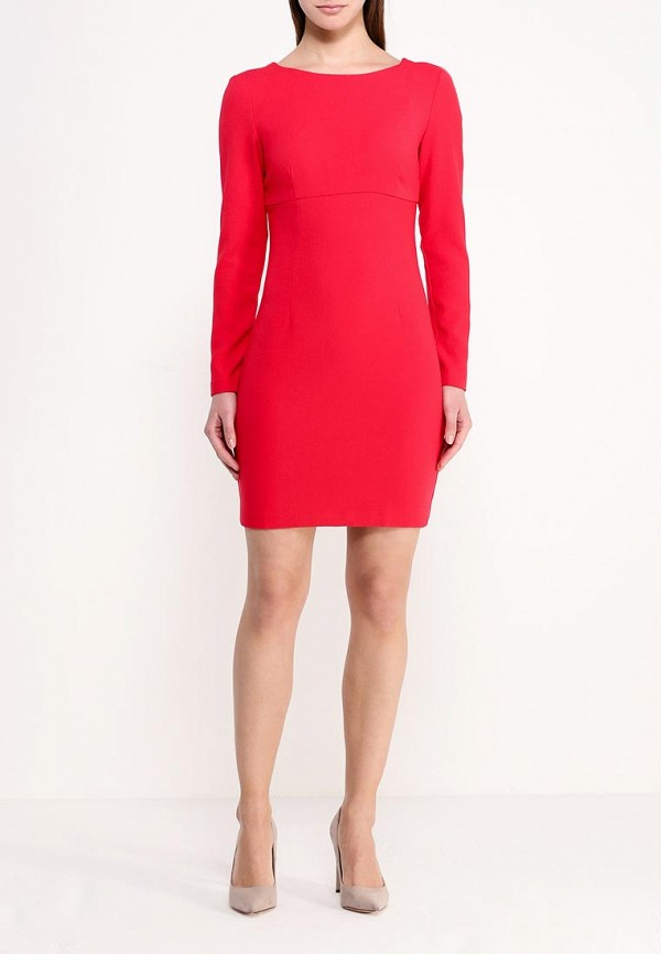 Платье-миди Befree 1611003501: изображение 3