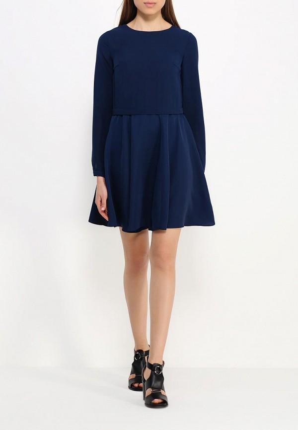 Платье-мини Befree (Бифри) 1611090537: изображение 3