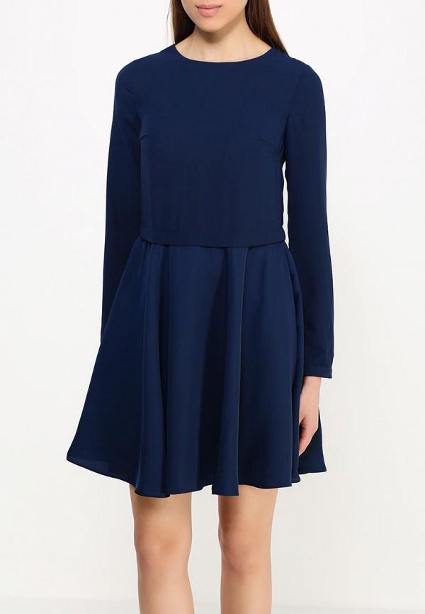 Платье-мини Befree (Бифри) 1611090537: изображение 4