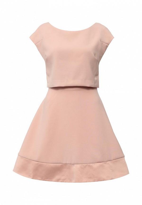 Платье-мини Befree (Бифри) 1611312555: изображение 1