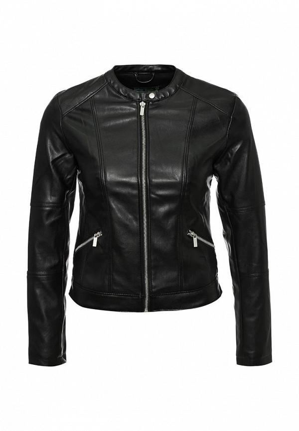 Кожаная куртка Befree 1611273119: изображение 1